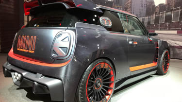 MINI John Cooper Works GP concept - Frankfurt rear