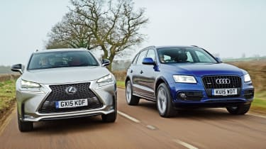 Lexus has equipped the new NX with a turbocharged petrol engine in the pursuit of performance SUV perfection. But does it have what it takes to beat the Audi Q5 with a TFSI powerplant?