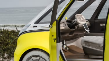 Volkswagen I.D. Buzz concept review - interior