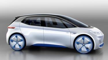 Volkswagen ID Concept - side
