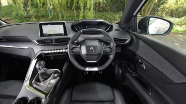 Peugeot 5008 long-term test - interior