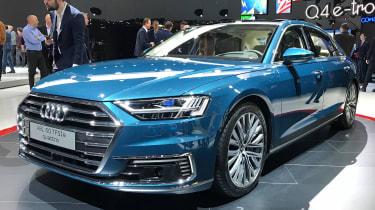 Audi A8L TSFI