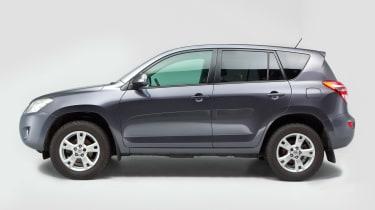 Used Toyota RAV4 - side