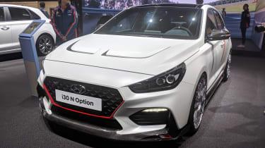 Hyundai i30 N Option - Paris front