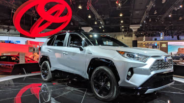 Toyota - LA Motor Show