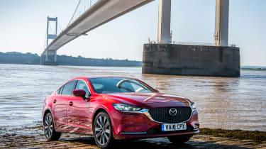 New Mazda 6 2018 facelift static
