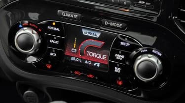 Nissan Juke Acenta Premium detail