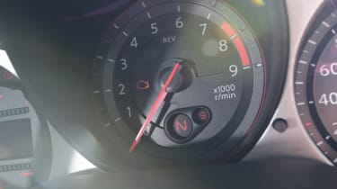 Nissan 370Z GT –tachometer