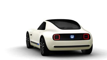 Honda Sports EV concept - rear