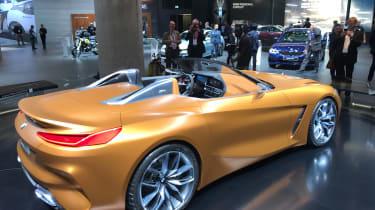 BMW Concept Z4 - Frankfurt rear static