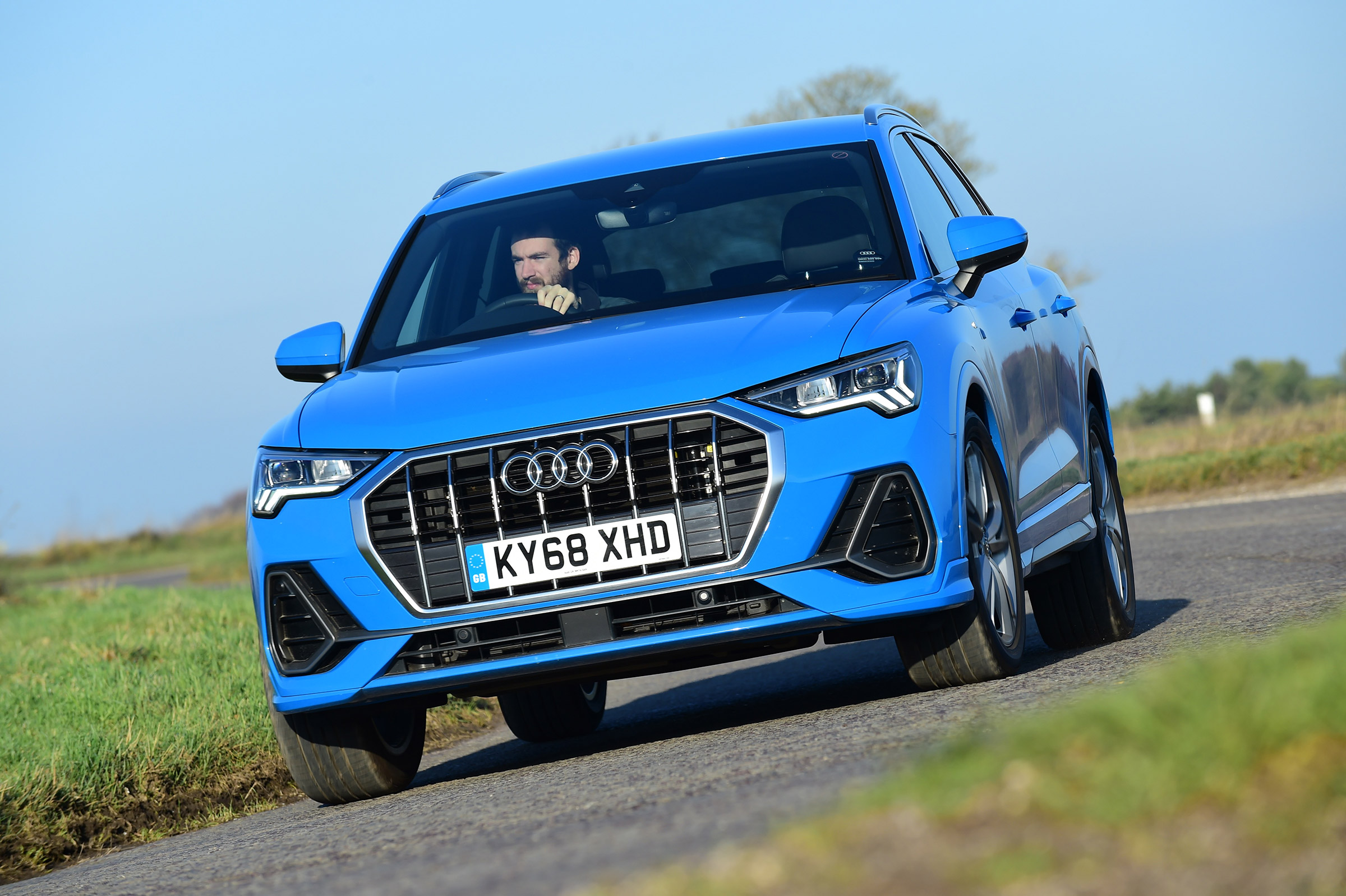 Audi Q3 Review Auto Express