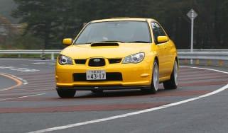 Subaru Impreza Type RA-R