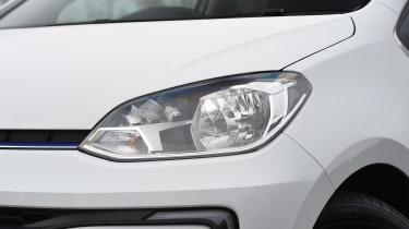 Volkswagen e-up! electric car 2017 - headlight