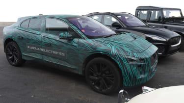 Jaguar Land Rover feature - I-Pace