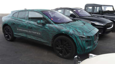 Jaguar Land Rover feature - I-Pace