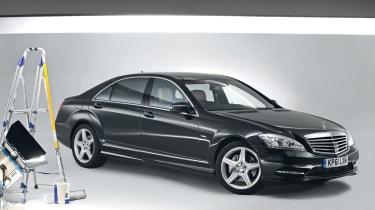 Best Luxury Car: Mercedes S-Class
