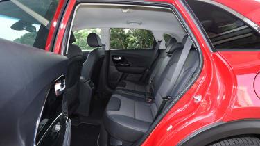New Kia Niro '2' - rear seats