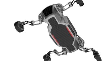 Hyundai Elevate walking car legs
