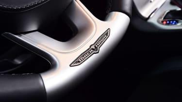 Jeep Grand Cherokee Trackhawk - steering wheel detail