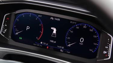 Volkswagen T-Roc Active - dials