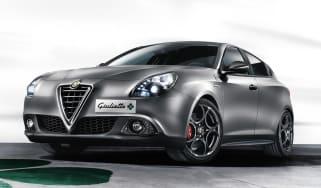 Alfa Romeo Giulietta QV 2014 front