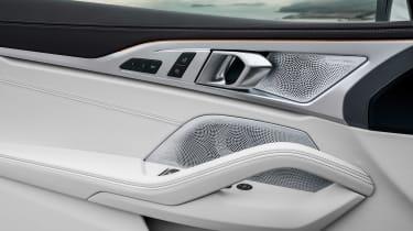 BMW 8 Series Convertible - door detail