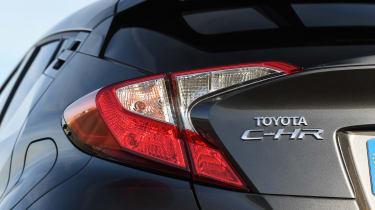 Toyota C-HR -rearlight
