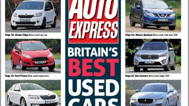 used car awards 2018