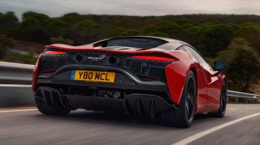 McLaren Artura - rear