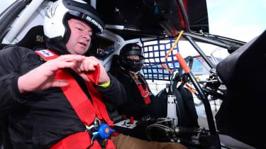 World Rallycross RX2 - training
