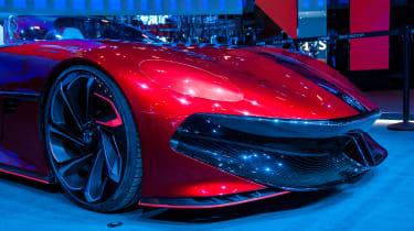 Shanghai Auto Show 2021 - MG