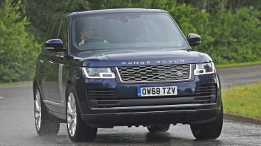 Range Rover P400e - best hybrid cars to buy