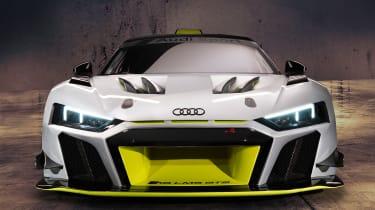 Audi R8 LMS GT2 - full front