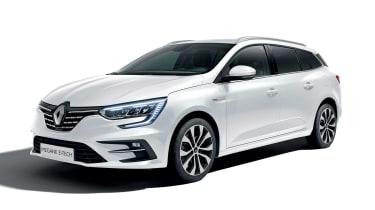 Renault Megane Estate - front