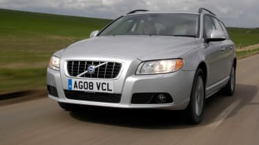 The V70 is only offered with diesel power in the UK - 1.6, 2.0 and 2.4-litre units are available.