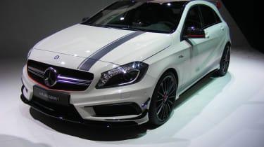 Mercedes-Benz A45 AMG front