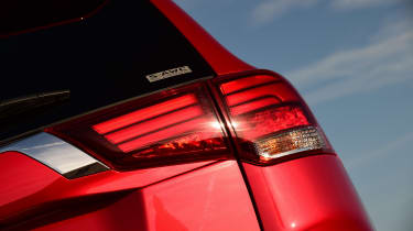 Mitsubishi Outlander PHEV - rear light