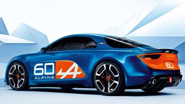 Renault Alpine - static