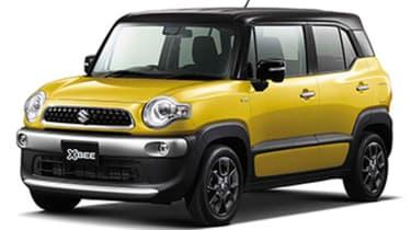 Suzuki XBEE - front