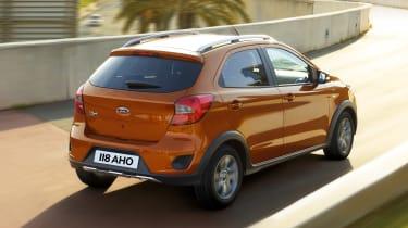 Ford Ka+ Active - rear