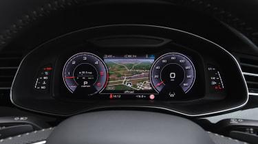 Audi Q8 - Instruments
