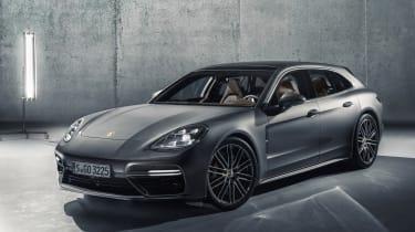 Porsche Panamera Sport Turismo - front quarter