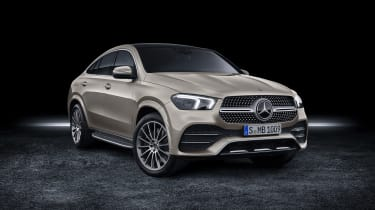 For those that like their SUVs just a little bit sportier looking, Mercedes has introduced the GLE Coupe with improved passenger space, while the top-spec AMG GLE 53 uses mild-hybrid tech for a total power output of 429bhp and a 0-62mph time of 5.3 second