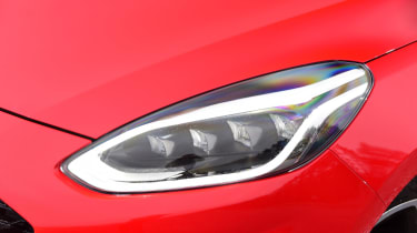 Ford Fiesta ST-Line - front light