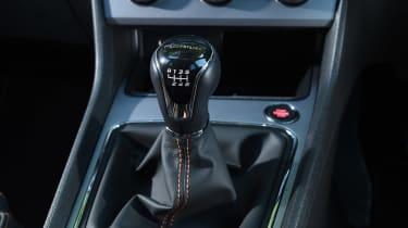 SEAT Leon X-Perience - transmission