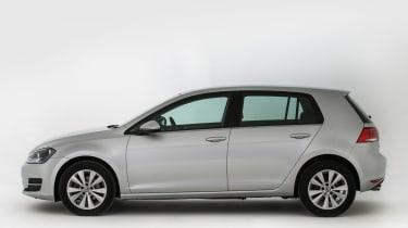 Volkswagen Golf Mk7 (used) - side