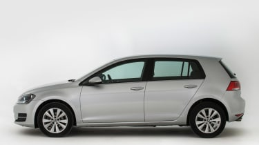Volkswagen Golf Mk7 (used) - side