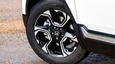 Honda CR-V hybrid - wheels