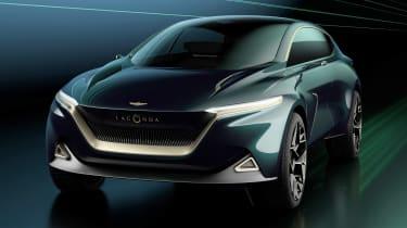 Lagonda All-Terrain concept - full front