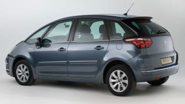 Used Citroen C4 Picasso - rear